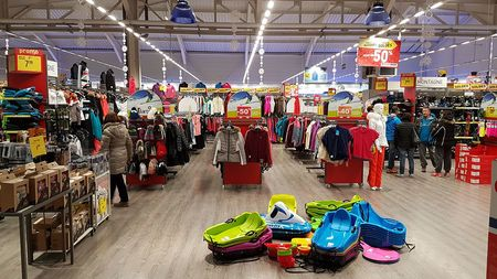 Intersport, le magasin de sport de Briancon Serre Chevalier